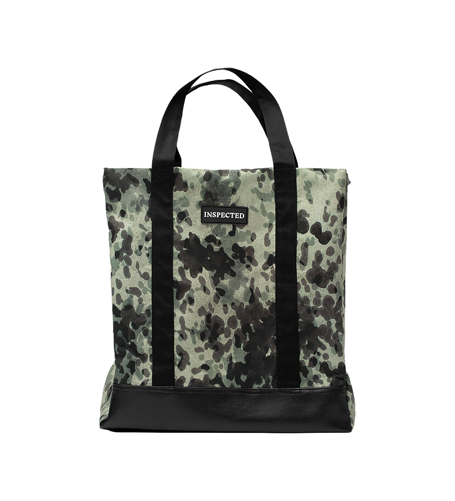 Utility Tote — Dipped Camo