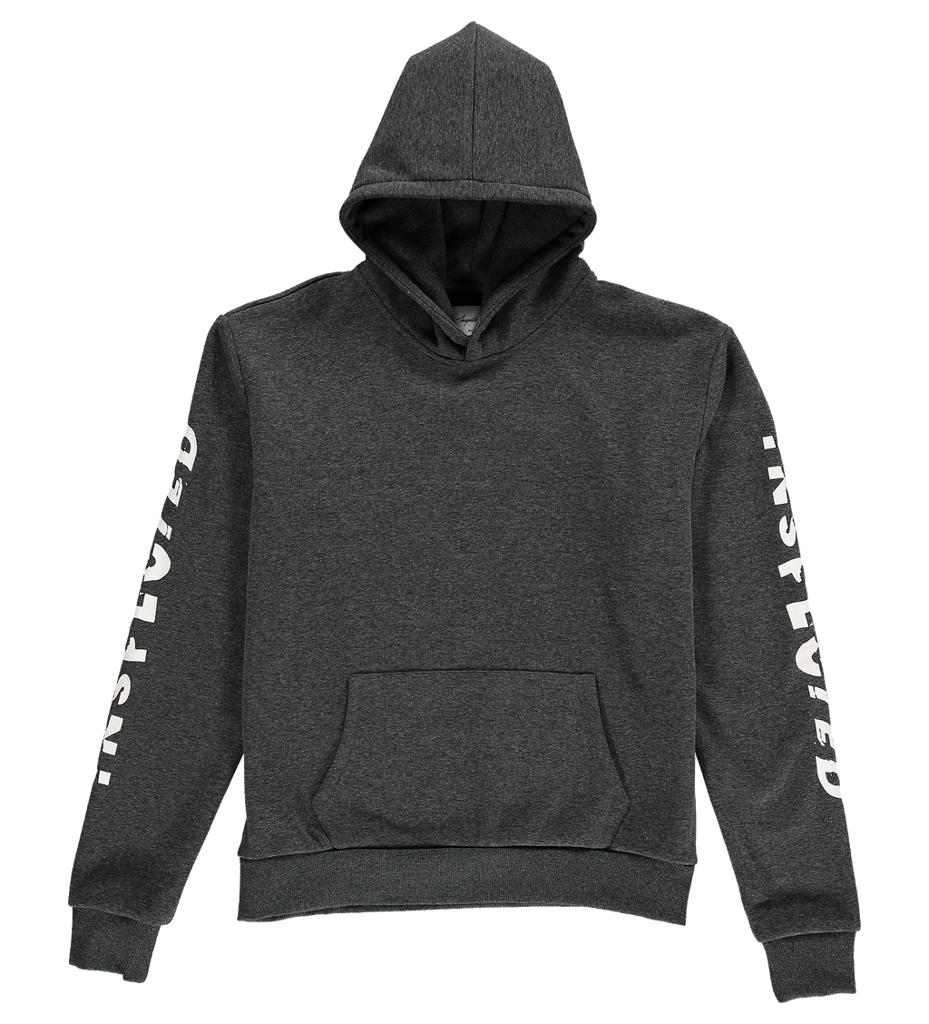 Degraded Hoodie — Slate