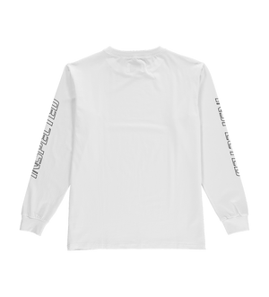 Remastered Longsleeve — White
