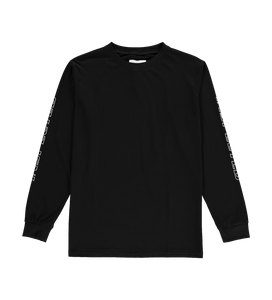 Remastered Longsleeve — Black