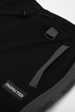 Portal Pants — Black/Slate Grey