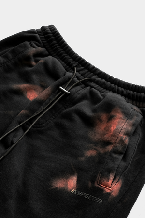 Rust Tracksuit — Black