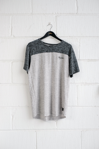 SAMPLE T-SHIRT — SEGMENT SLATE
