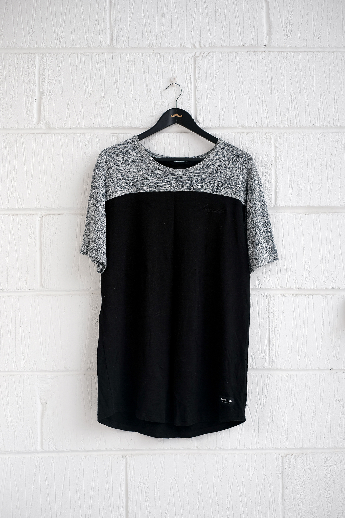SAMPLE T-SHIRT — SEGMENT BLACK
