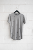 SAMPLE T-SHIRT — PINES GREY