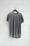 SAMPLE T-SHIRT — CHARCOAL WASH