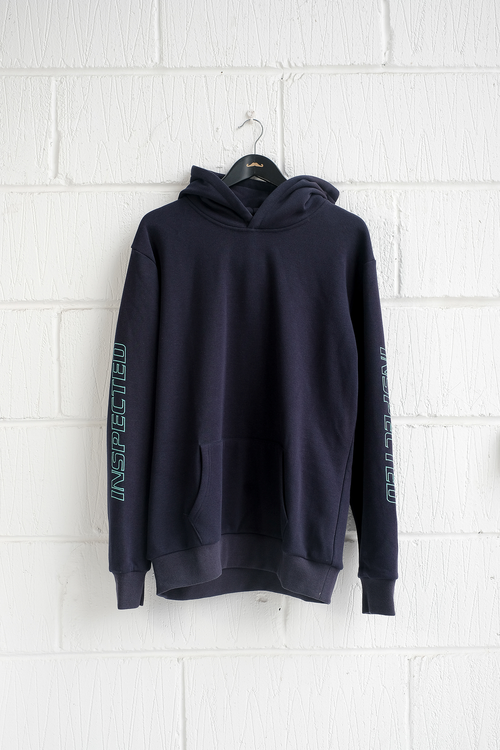 SAMPLE HOODIE — MIDNIGHT