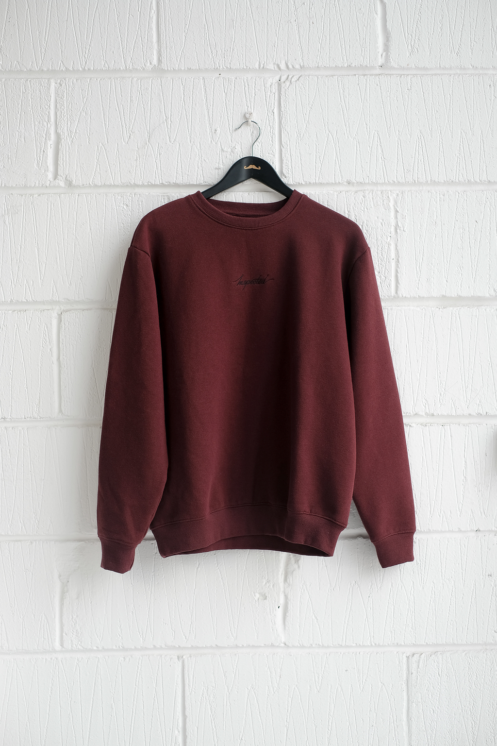 SAMPLE SWEATSHIRT — RUBY