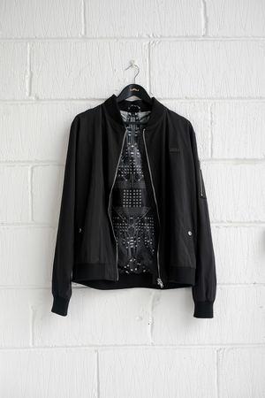 SAMPLE JACKET — GLADOS/NEMESIS BOMBER