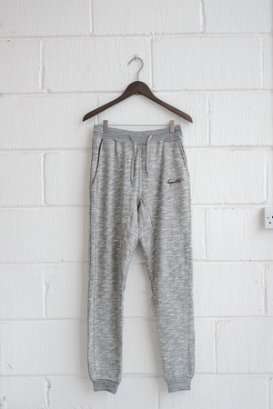 SAMPLE PANTS — SILVER DUSK
