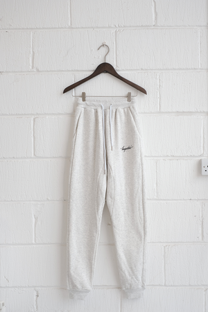 SAMPLE PANTS — RELAXED ASH