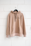 SAMPLE HOODIE — WHEAT