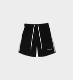 Football Shorts — Black