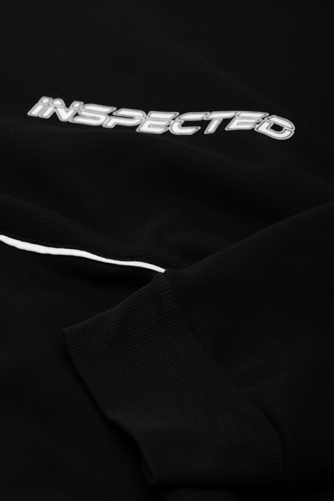 Pipeline Sweatshirt — Black