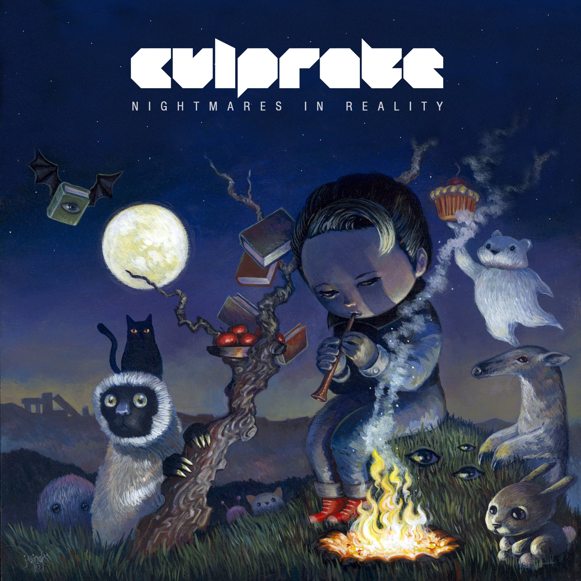 Culprate — Nightmares In Reality EP