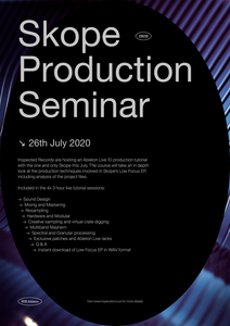 Skope — 12-hour Production Seminar