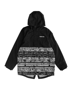 Theory Stormcoat — Black