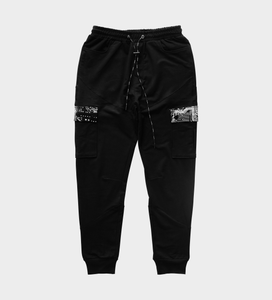 Systems Cargo Pants — Black