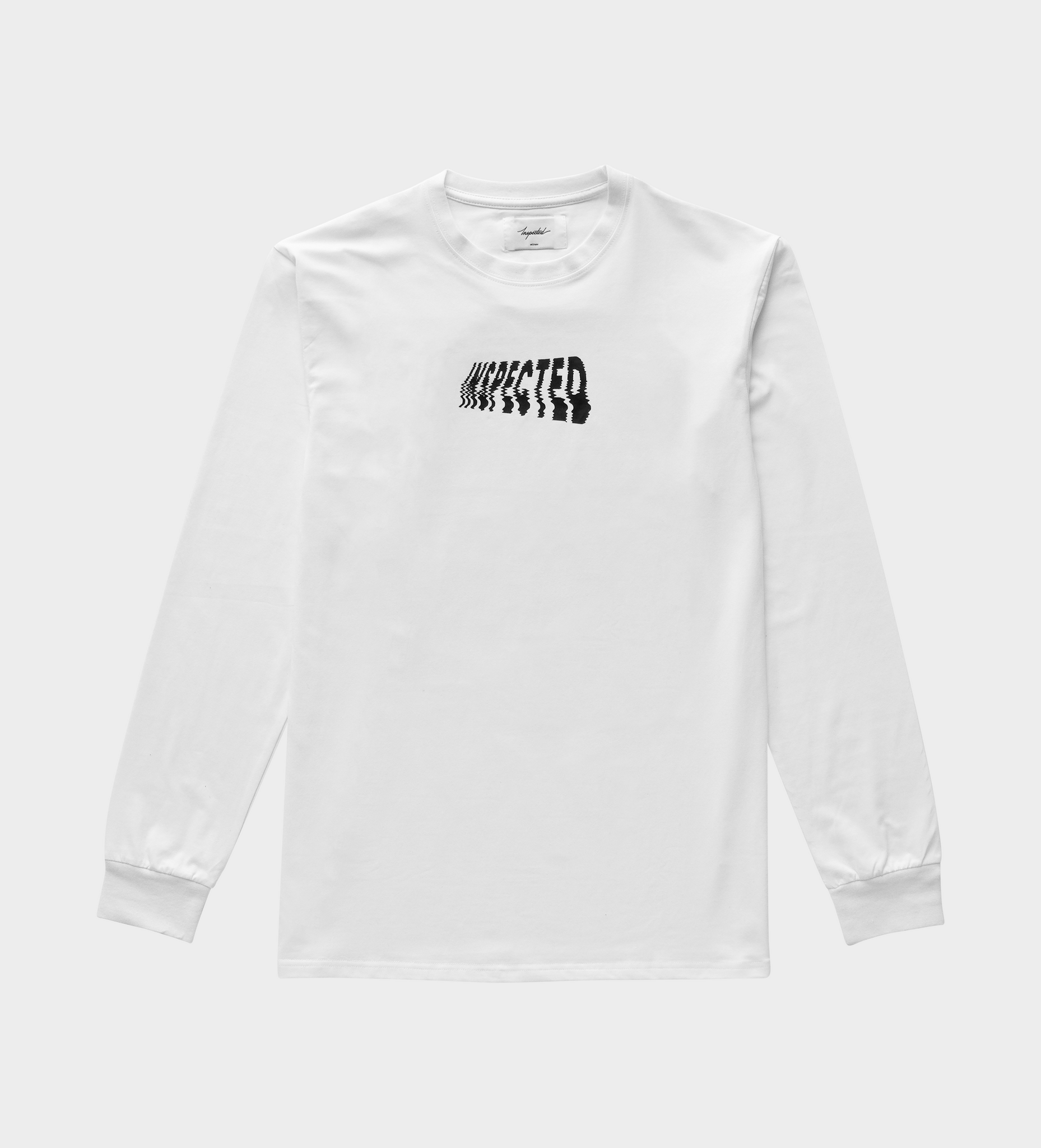 Systems Longsleeve — White