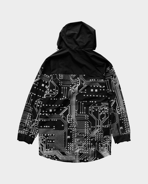 Systems Raincoat — Black