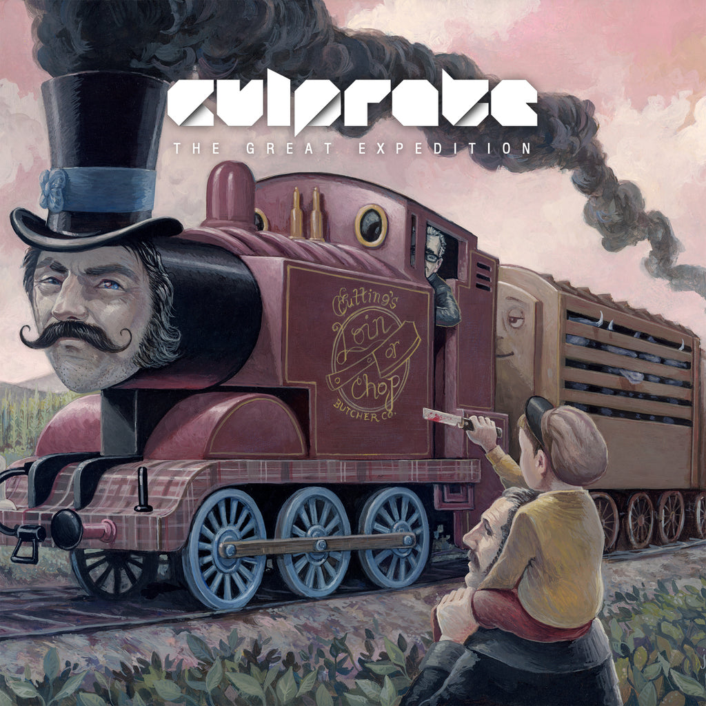 Culprate — The Great Expedition EP
