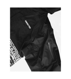 Theory Storm raincoat — Black