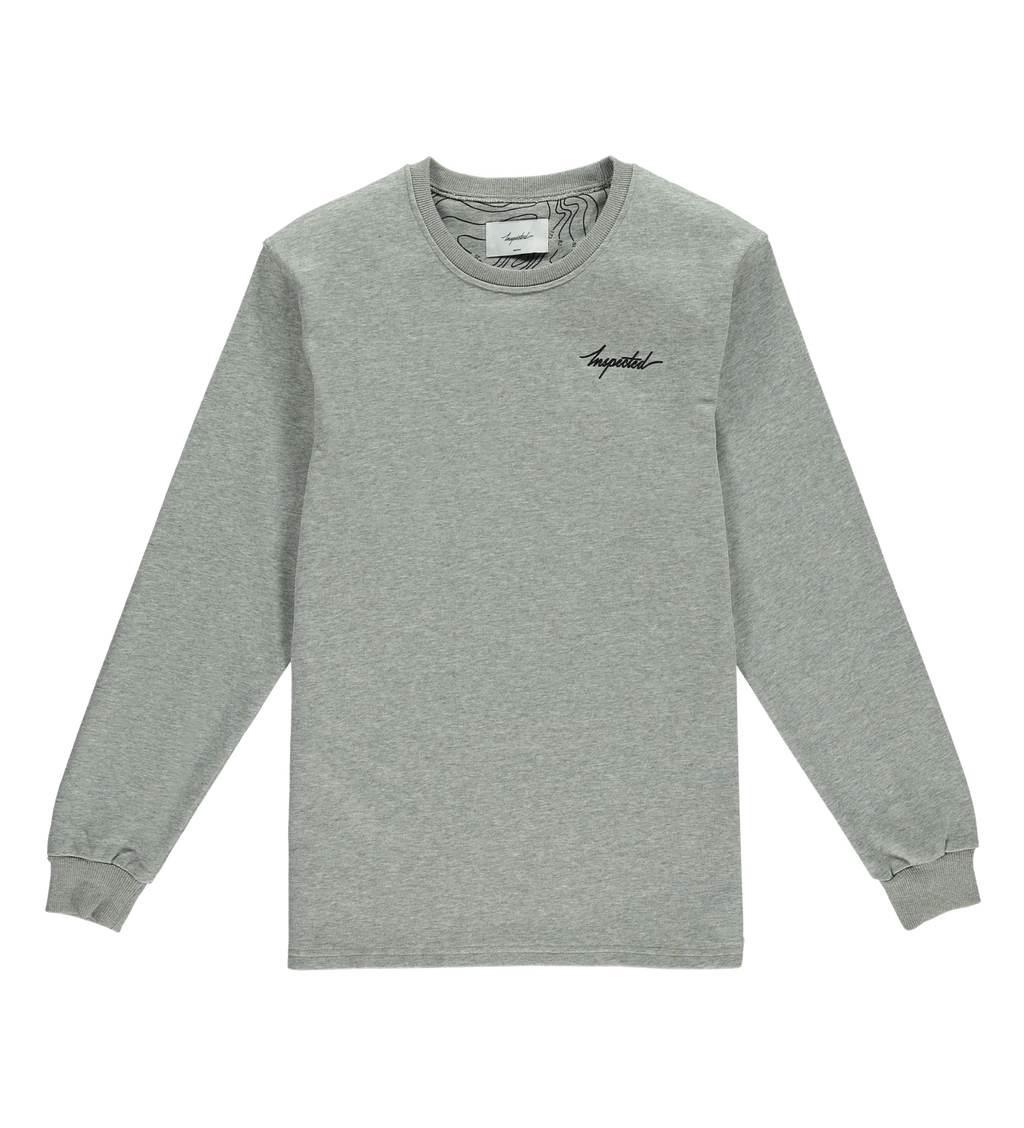 Trail Sweatshirt — Grey
