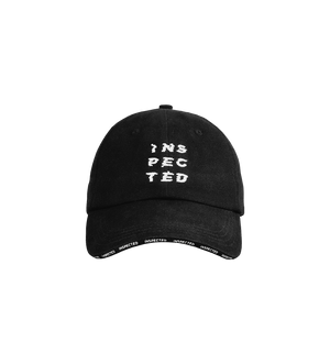 Theory Polo Cap — Black – Inspected 9c907ec02c2