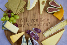 Load image into Gallery viewer, Brie mine - Valentine's Board