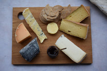 Load image into Gallery viewer, The Lovers Board - Rectangular Oak Cheese Board