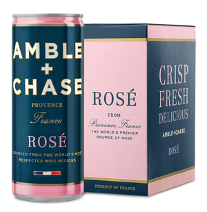 Amble & Chase Rose Cans