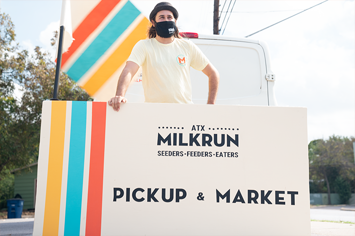 MilkRun Austin is Here!