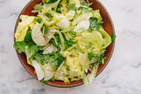 Spring Salad and a Go-To Vinaigrette