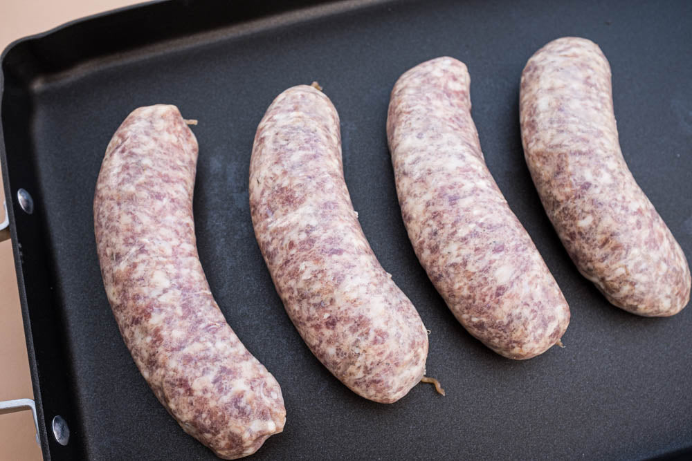 Pure Pastures Bratwurst - 4 links