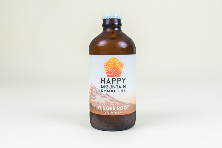Happy Mountain Kombucha