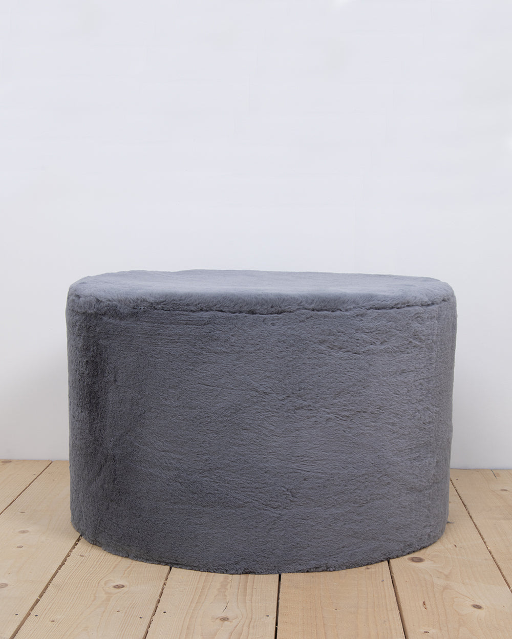 Pouffe large Koala grey