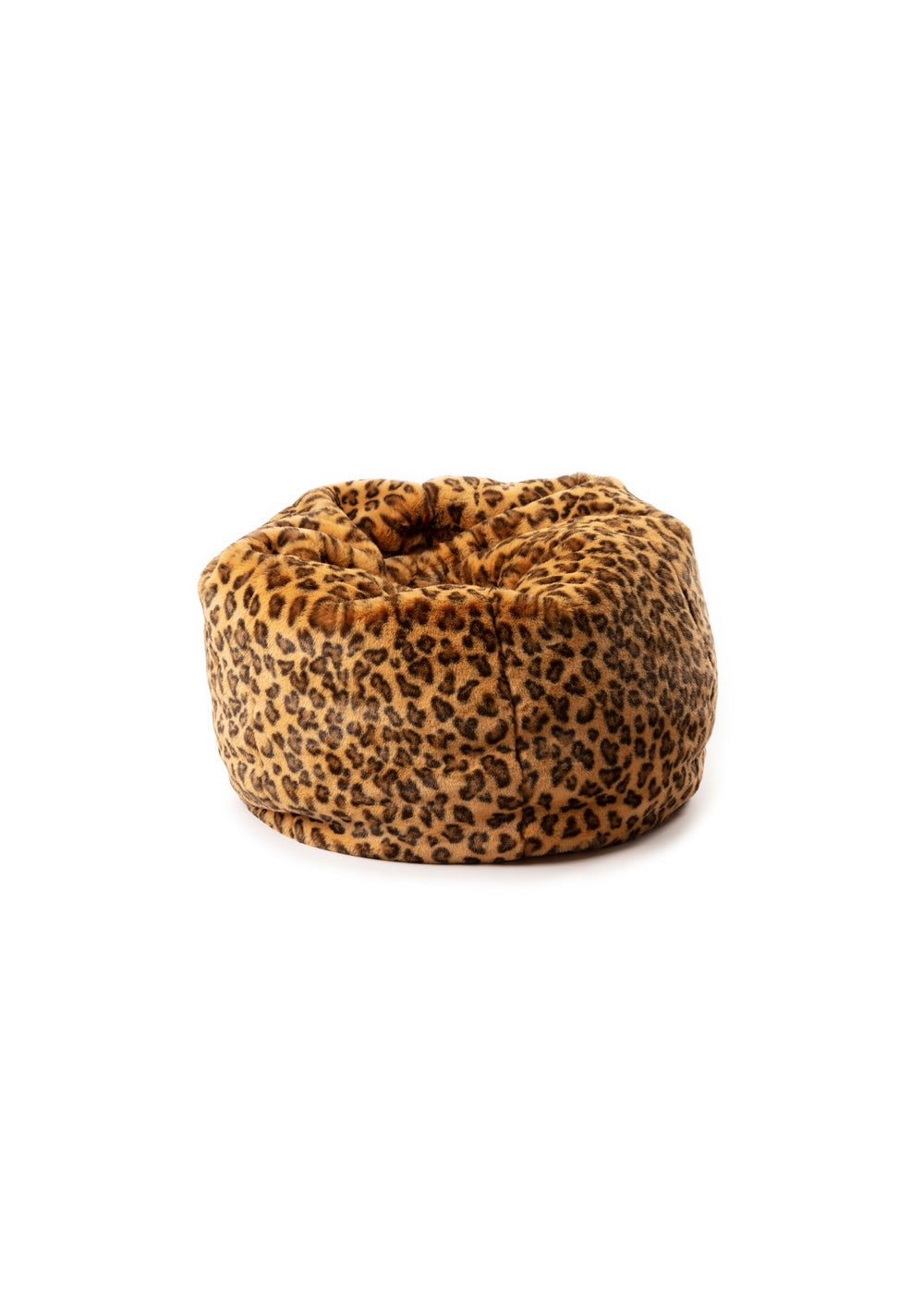 Bean bag leopard