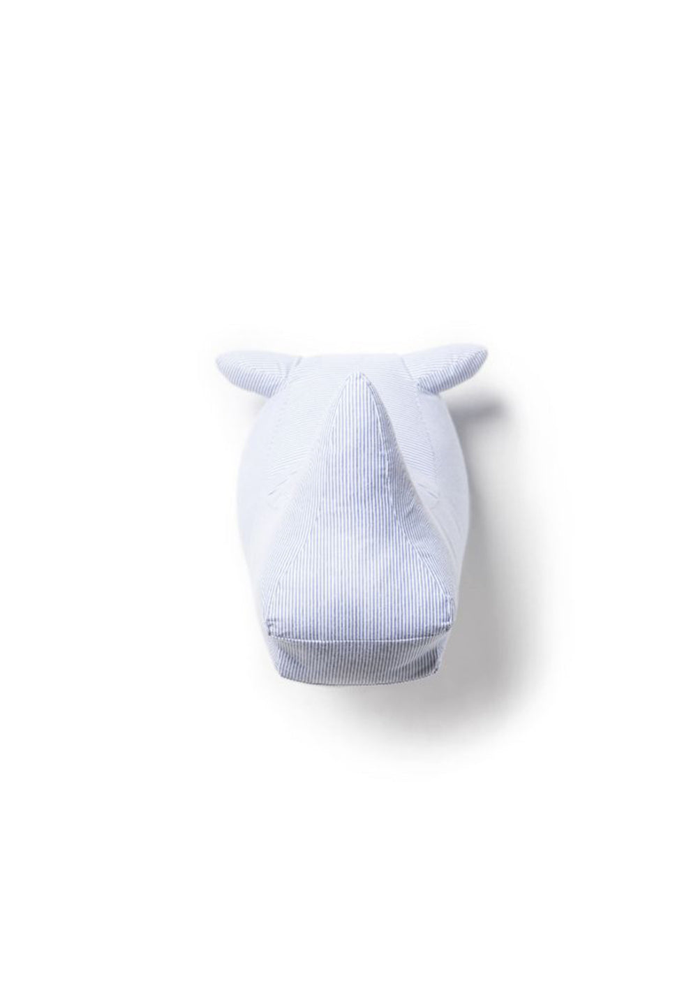 Abstract rhino white/blue Joseph