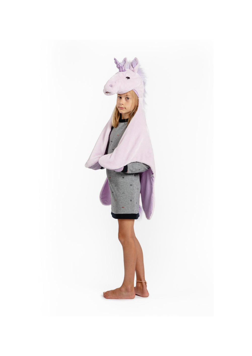 Limited edition lilac unicorn disguise