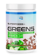 Superfoods + Greens