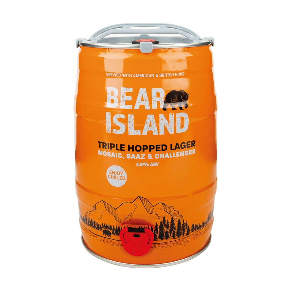 Bear Island Triple Hopped Lager