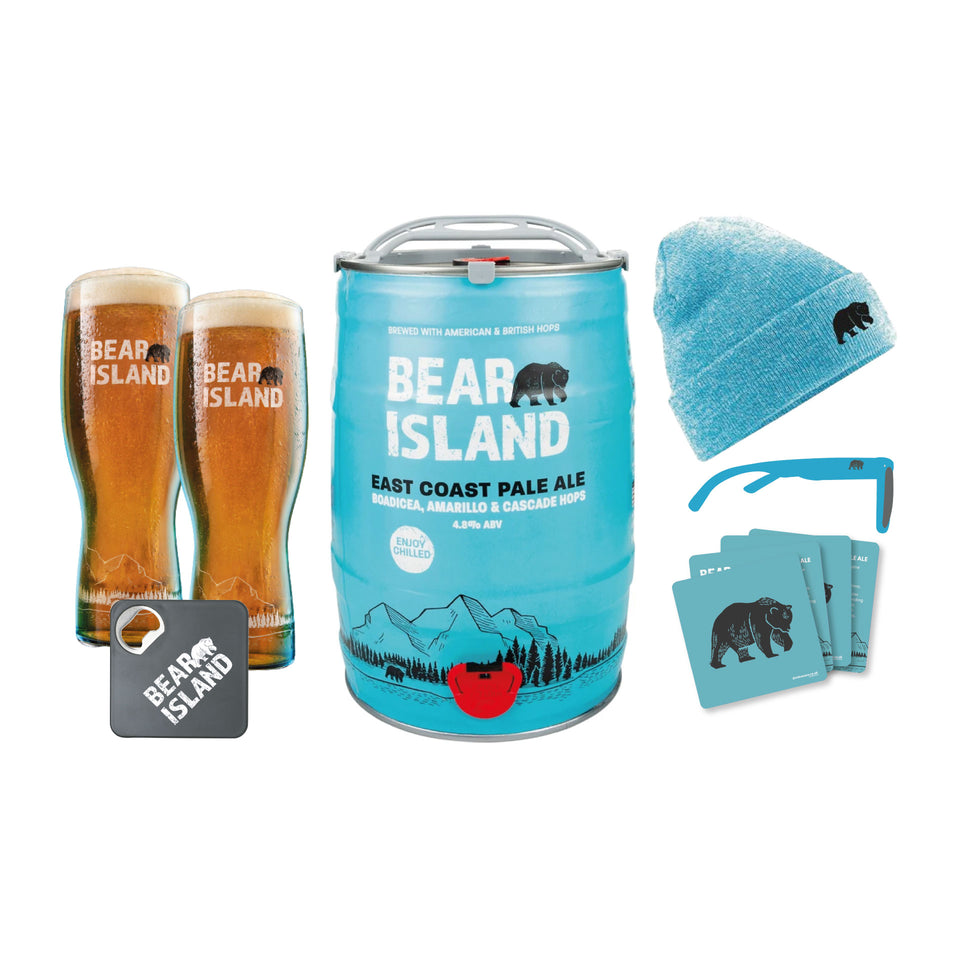 Bear Island East Coast Pale Ale Home Bundle