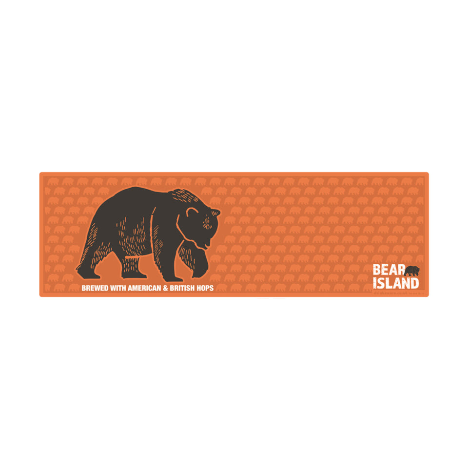 Bear Island Bar Runner