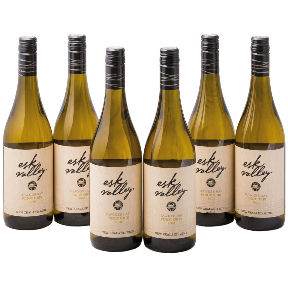 ESK Valley Pinot Gris 'Hawkes Bay NZ'