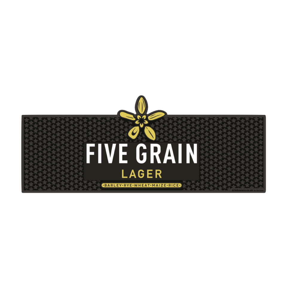 Five Grain Bar Runner