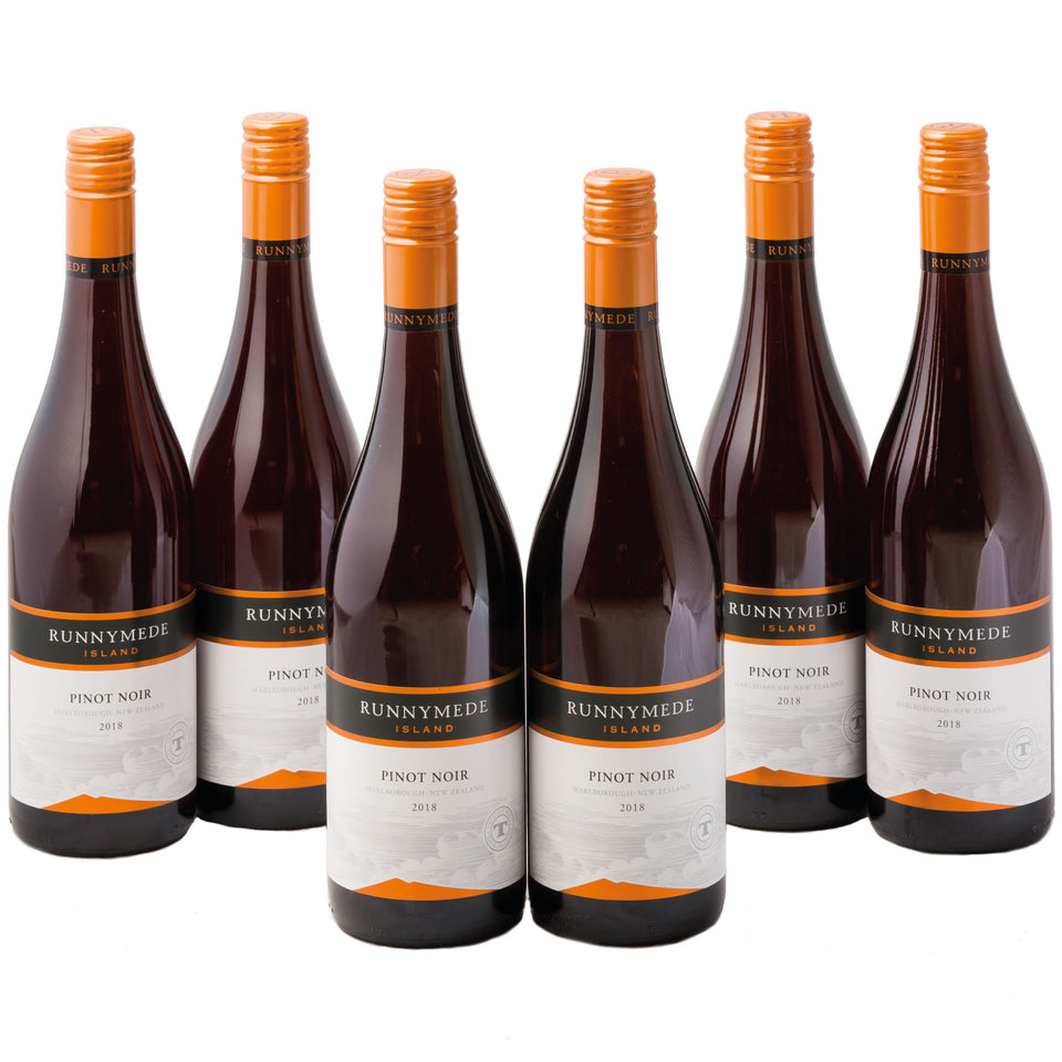 Runnymede Island Pinot Noir 'Marlborough NZ'