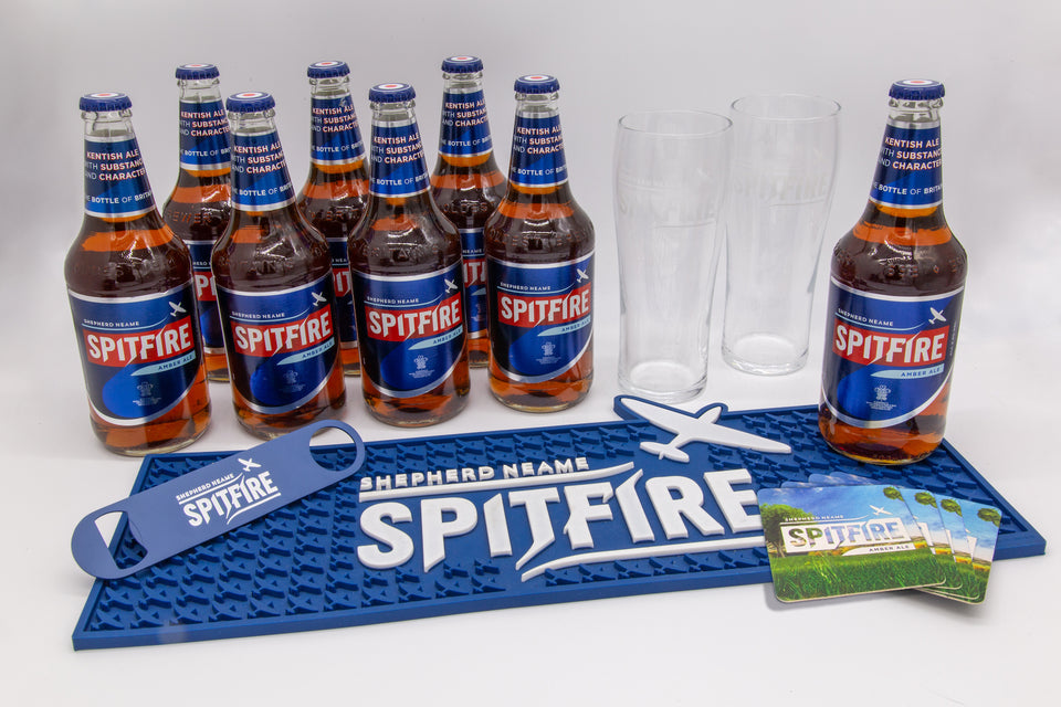Spitfire Home Bar Bundle
