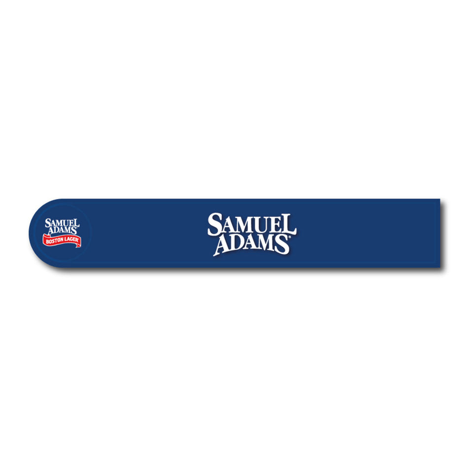 Samuel Adams Bar Runner