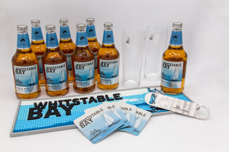 Whitstable Bay Home Bar Bundle