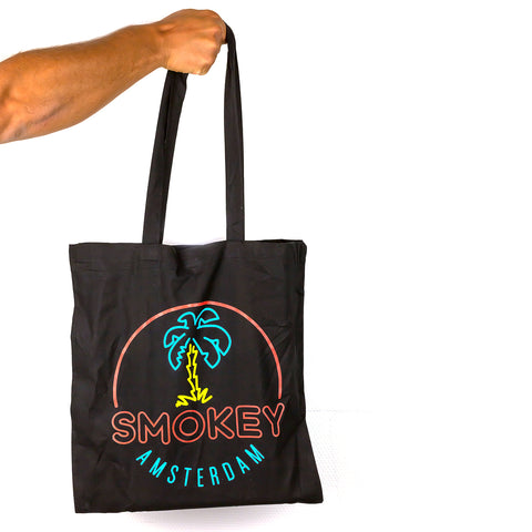 Canvas bag smokey